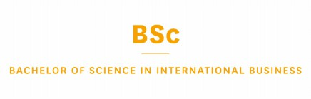 BSc - Bachelor of Science in International Business